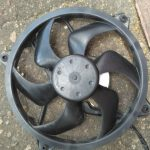 Peugeot cooling fan replacement