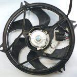 Peugeot-Citroen cooling fan replacement (Polish fan)